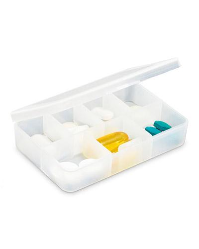 Brindes Personalizados -  Organizador de Comprimidos Semanal Personalizado