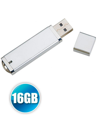 Brindes Personalizados -  Pen drive 16GB DG para Brindes