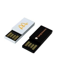 Brindes Personalizados -  Pen drive 4gb clipe Personalizado
