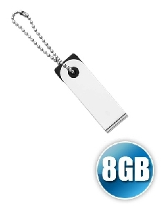 Brindes Personalizados -  Pen drive 8gb Personalizado Pico A