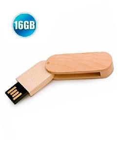 Pendrive 16 GB Ecológico para Brindes
