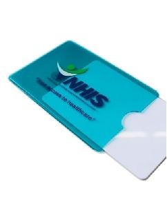 Brindes Personalizados -  Porta Cartão de Credito em PVC Personalizado