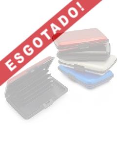 Brindes Personalizados -  Porta Cartão de Crédito Personalizado
