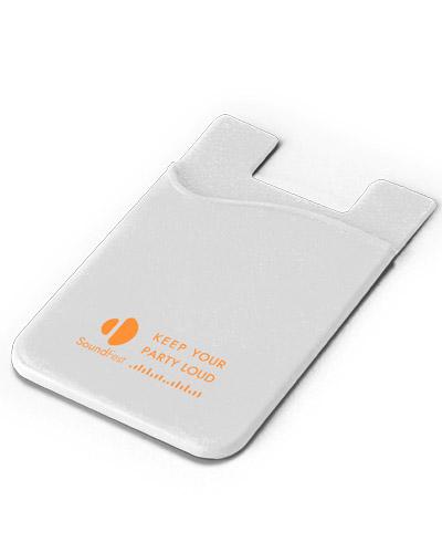 Porta Cartões para Celular Personalizado