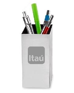Brindes Personalizados -  Porta Lapis e Caneta Personalizado