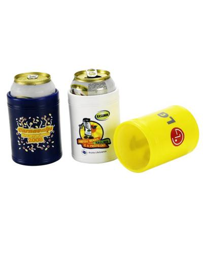 Brindes Personalizados -  Porta Lata de Cerveja para Brinde