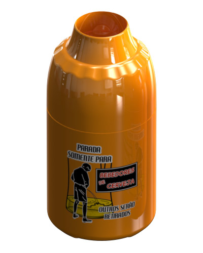 Brindes Personalizados -  Porta Long Neck Personalizada