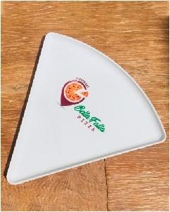 Prato para Pizza Personalizado