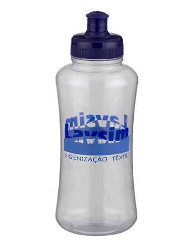Brindes Personalizados -  Squeeze 550ml Ecológico Personalizado