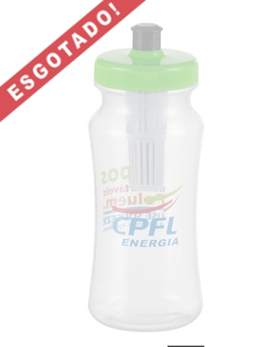 Brindes Personalizados -  Squeeze com Filtro Promocional