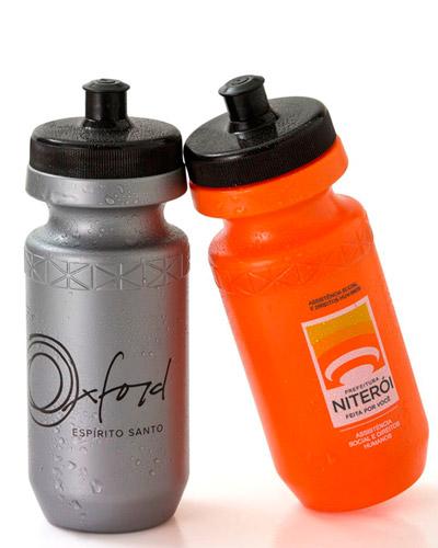 Brindes Personalizados -  Squeeze de Plástico Promocional