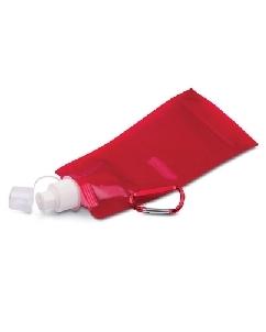 Brindes Personalizados -  Squeeze Flexível Dobrável 480 ml