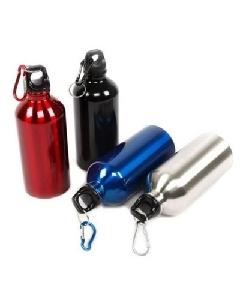 Brindes Personalizados -  Squeeze Personalizada com Mosquetão