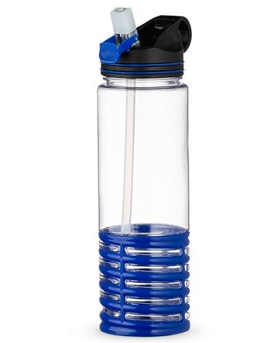 Brindes Personalizados -  Squeeze Plástico Colorido Personalizado