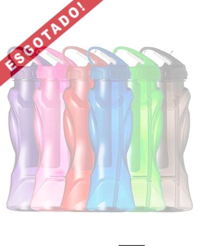 Squeeze Plástico com Tubo de Gelo