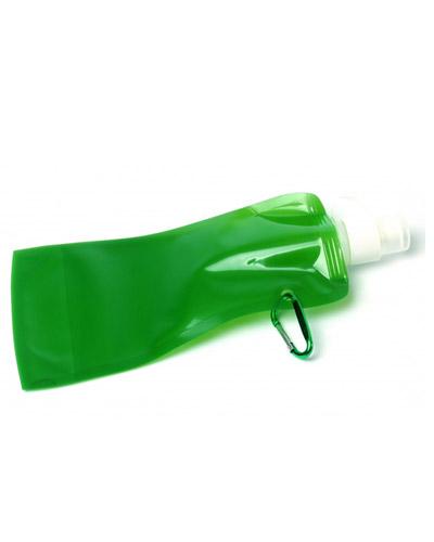 Brindes Personalizados -  Squeeze Plástico Dobrável 480 ml