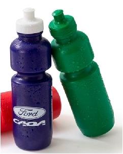 Brindes Personalizados -  Squeeze Plástico Personalizado para Empresas