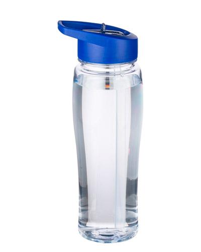 Squeeze Plástico Transparente Personalizado