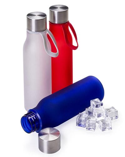 Brindes Personalizados -  Squeeze Translúcido para Brindes