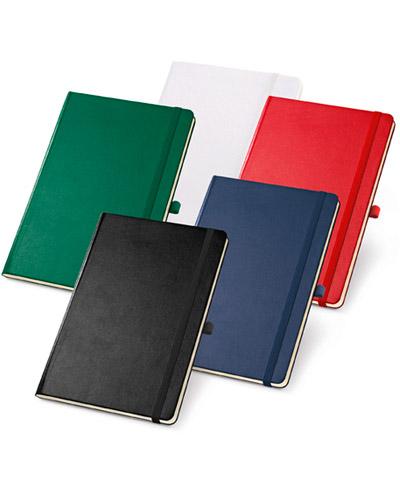 Brindes Personalizados -  Caderno de Anotações sem Pauta Personalizado