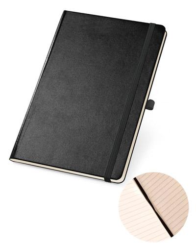 Brindes Personalizados -  Caderno Pequeno com Capa Dura Personalizado
