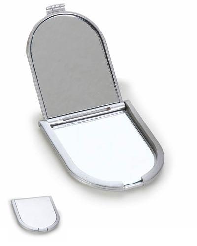 Brindes Personalizados -  Espelho de bolsa Promocional