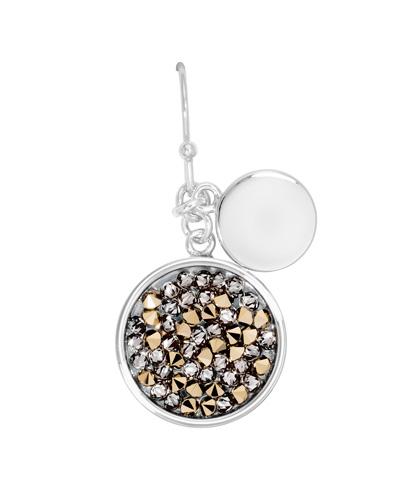 Brindes Personalizados -  Brincos Swarovski Crystal Fine Rocks