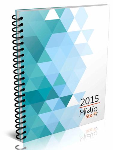 Brindes Personalizados -  Cadernos para Empresas
