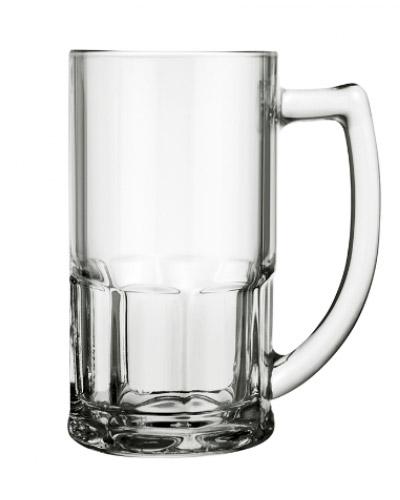 Brindes Personalizados -  Caneca de Vidro Personalizada