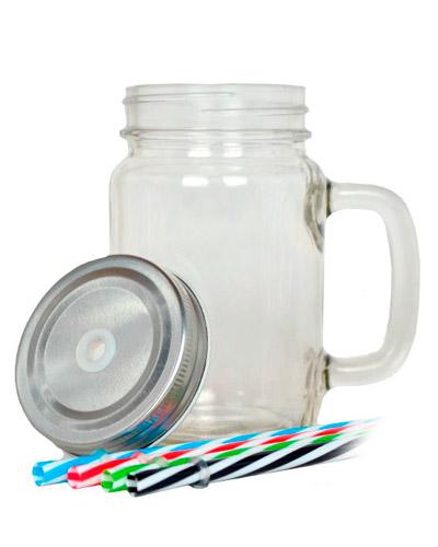 Brindes Personalizados -  Caneca de Vidro para Brindes