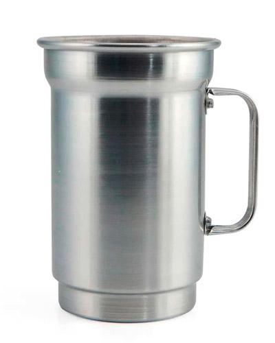 Brindes Personalizados -  Caneca de Alumínio Colorida para Brinde