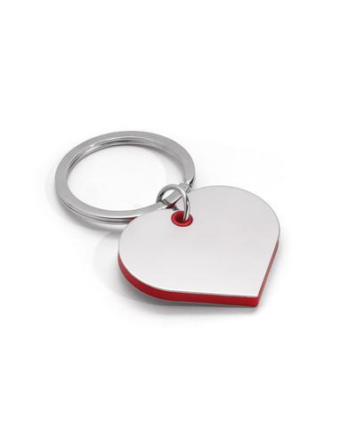Brindes Personalizados -  Chaveiro de Coração Personalizado