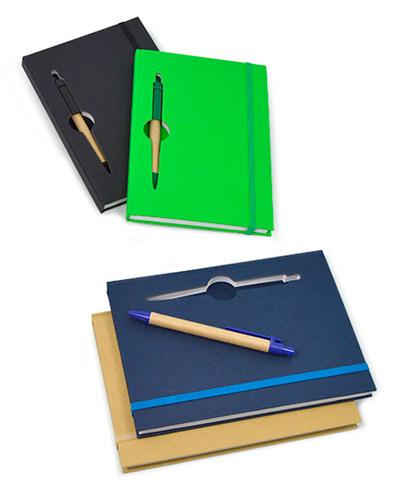 Brindes Personalizados -  Caderneta de Anota��es Personalizado