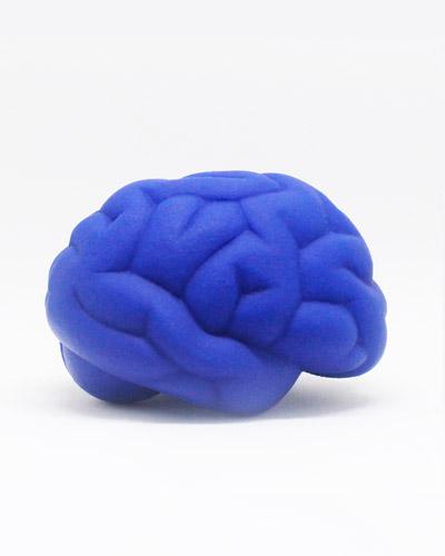 Brindes Personalizados -  Cérebro Anti Stress de Vinil Personalizado