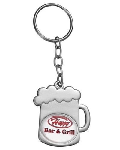 Brindes Personalizados -  Chaveiro Miniatura de Caneca de Chopp