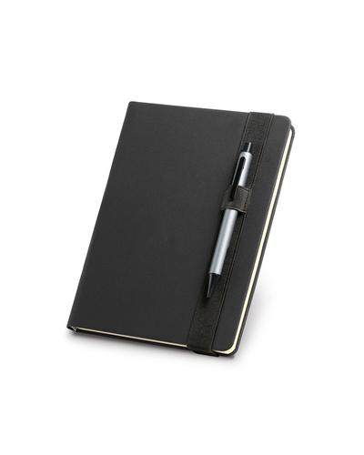 Brindes Personalizados -  Caderno Moleskine Capa Dura Personalizado
