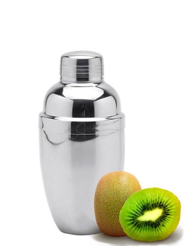 Brindes Personalizados -  Coqueteleira de Inox 350 ML