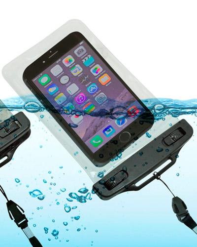 Brindes Personalizados -  Capa para celular a prova d Agua Personalizada