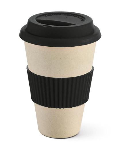 Brindes Personalizados -  Copo de Café com Tampa Personalizado