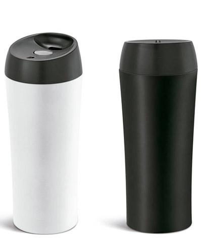 Brindes Personalizados -  Copo Térmico Inox Personalizado