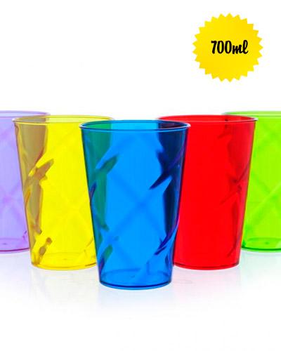 Brindes Personalizados -  Copo Twister Personalizado