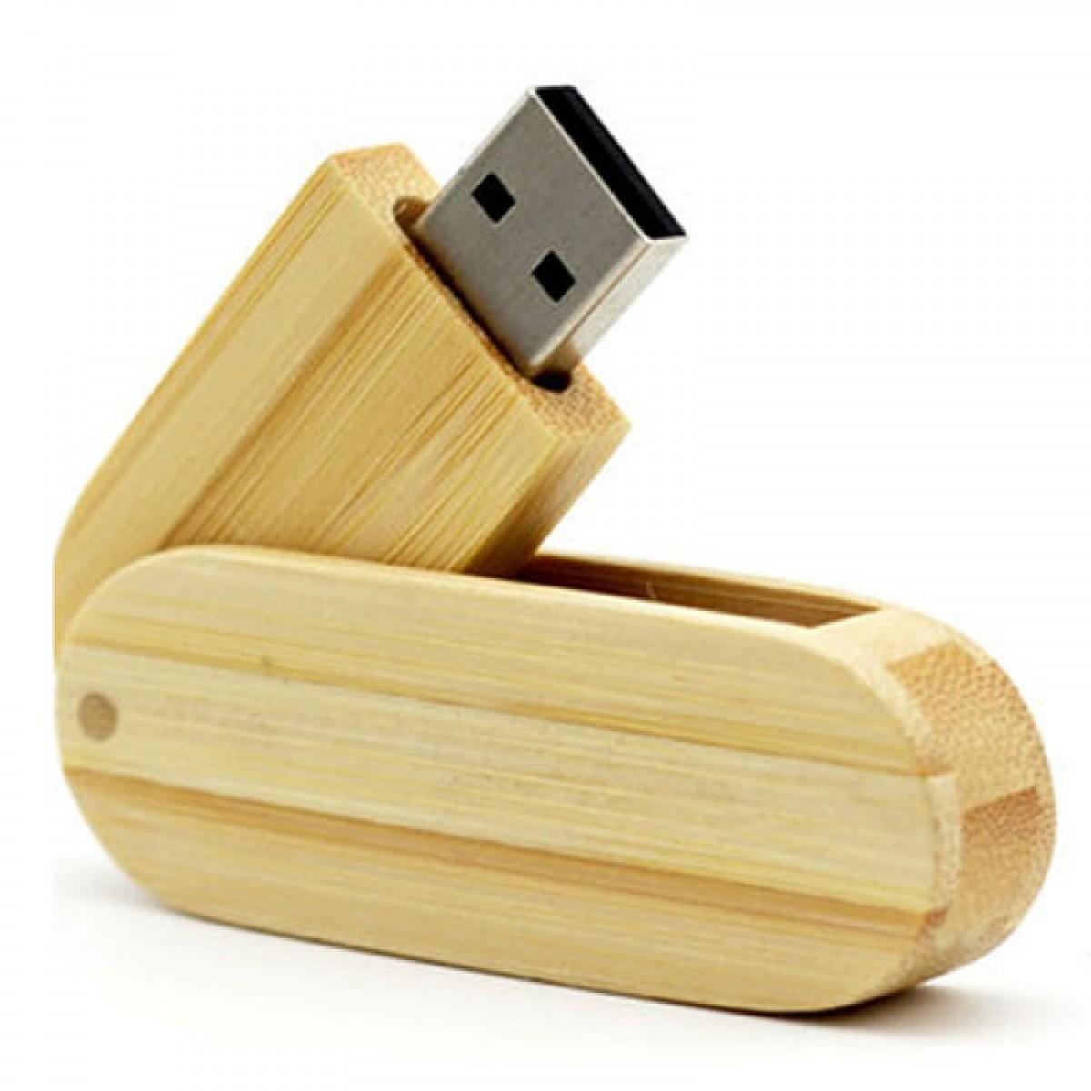 Brindes Personalizados -  Pen drive Ecológico Canivete