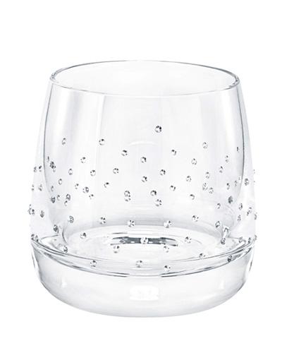 Brindes Personalizados -  Copo para Whisky com Cristais Swarovski