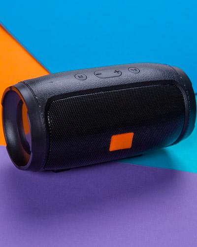 Brindes Personalizados -  Caixa de som para Notebook Personalizada