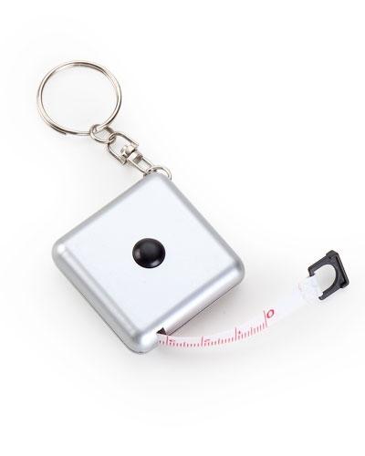 Brindes Personalizados -  Chaveiro com Fita Métrica Personalizada