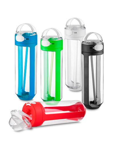 Brindes Personalizados -  Garrafa de Água Colorida Personalizada