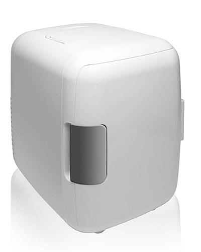 Brindes Personalizados -  Mini Geladeira Retro 12v Personalizada para Brindes