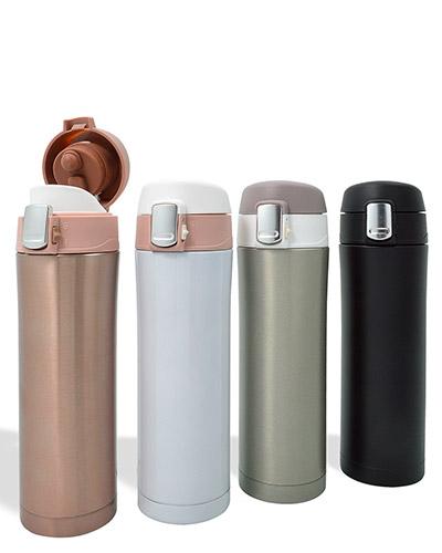 Brindes Personalizados -  Garrafa Térmica de Aluminio Personalizada
