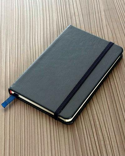 Brindes Personalizados -  Cadernetas Molesquine Personalizadas