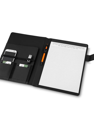 Brindes Personalizados -  Capa para Caderno Executiva Personalizada